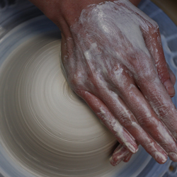 Intensive ceramics wheel throwing course - Corrie Bain