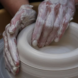 3-Month Intensive ceramics course in Barcelona - wheel throwing
